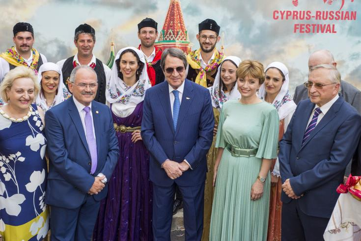 Cyprus and Russia aim to find new areas of cooperation | Stockwatch - All about the economy
