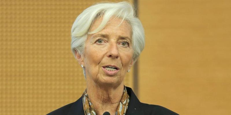 Λαγκάρντ: H πανδημία θα επηρεάσει αρνητικά την Ευρωζώνη
