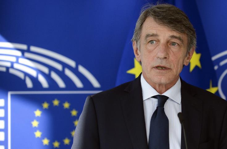 Ψηφιακή η ολομέλεια του ΕΚ την ερχόμενη εβδομάδα λόγω COVID19