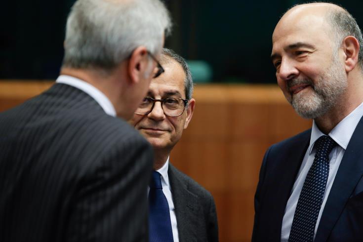 Στο Eurogroup η έκθεση Κομισιόν για κυπριακή οικονομία