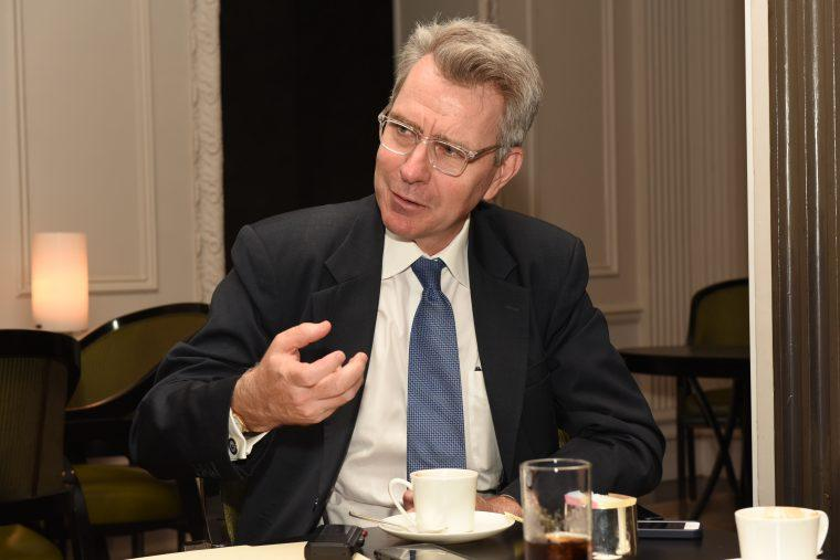 The Time to Invest in Greece is Now, Pyatt Says at SE Europe