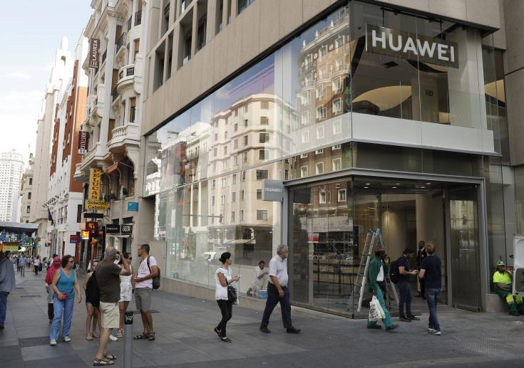 Επενδύσεις €2,7 δισ. και 1.000 θέσεις εργασίας στην Ιταλία ανακοίνωσε η Huawei