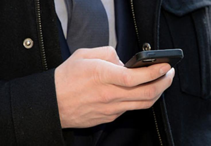 Εκτεταμένη χρήση διαδικτύου στο κινητό