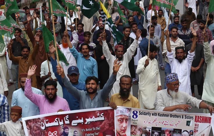 Σύγκληση του ΣΑ των ΗΕ ζητά το Πακιστάν μετά τις κινήσεις της Ινδίας στο Κασμίρ