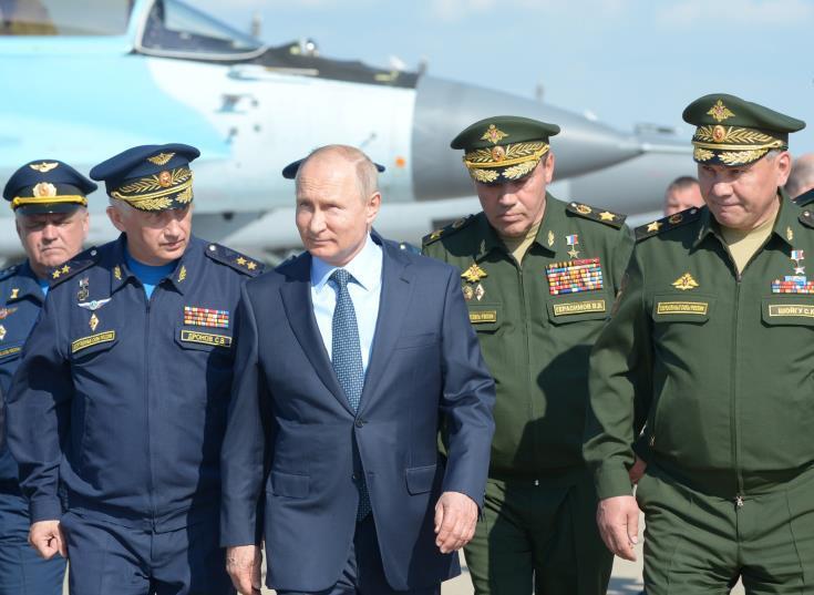 Πούτιν: Με τους Τούρκους συνεργαζόμαστε πιο εύκολα παρά με τους Ευρωπαίους