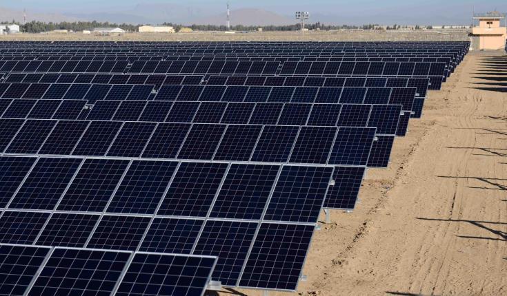 Στο 9,9% η ενέργεια από ανανεώσιμες πηγές