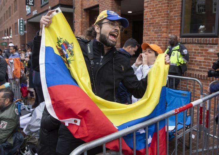 Η κυβέρνηση των ΗΠΑ διέταξε τη διακοπή όλων των αεροπορικών συνδέσεων με τη Βενεζουέλα